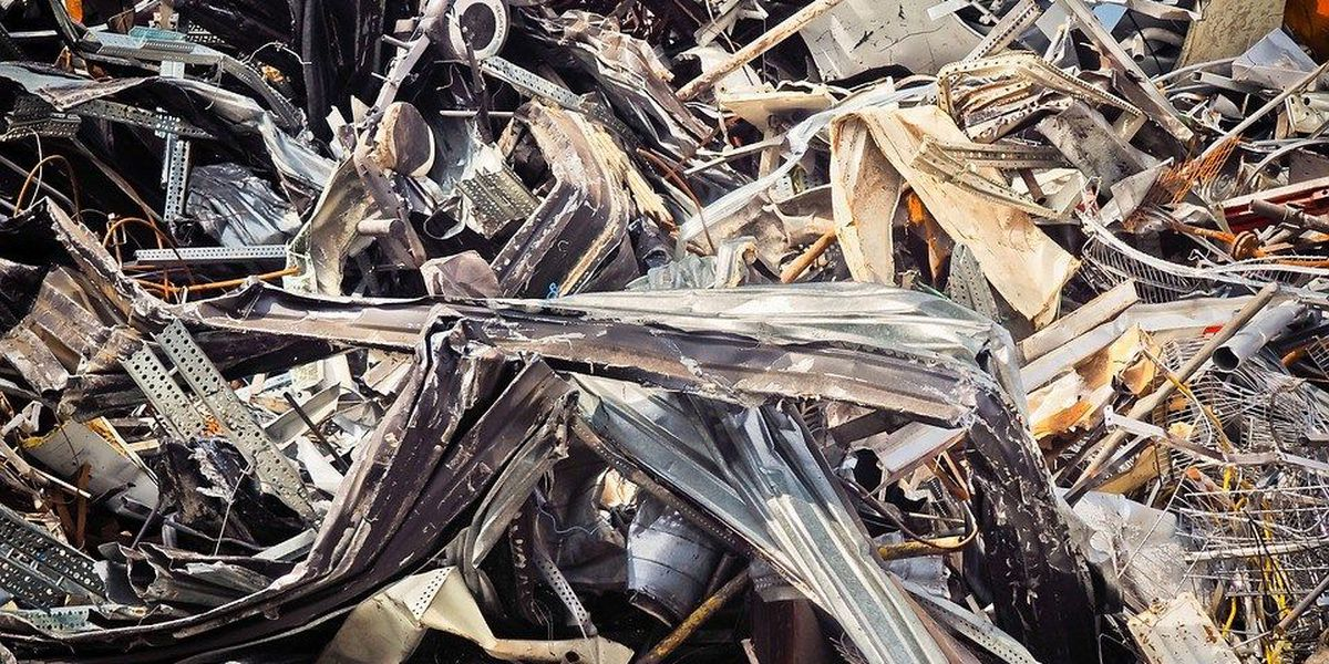 Scrap metal prices on the rise