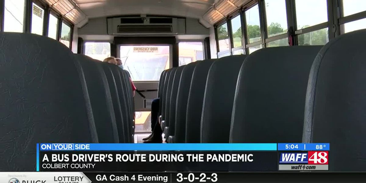 A bus driver's route through the pandemic