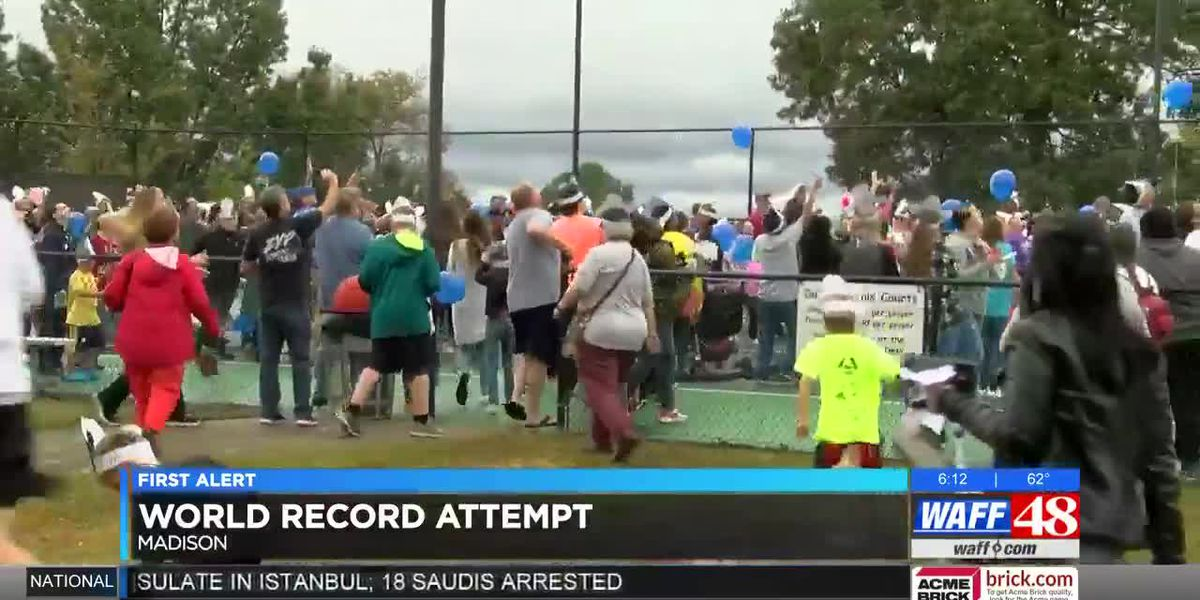 World Record Attempt in Madison