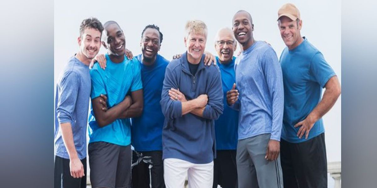 Wear Blue Day raises awareness about Men's Health