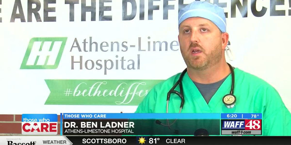 Those who care: Dr. Ben Ladner