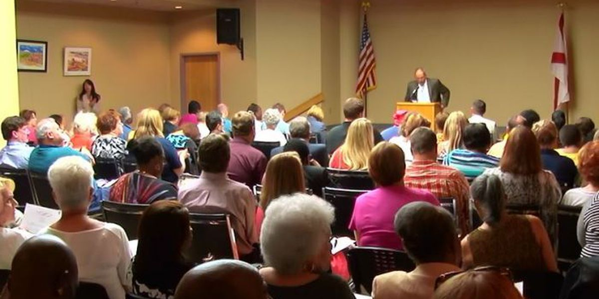 Mental healthcare providers hold meeting on proposed budget cuts