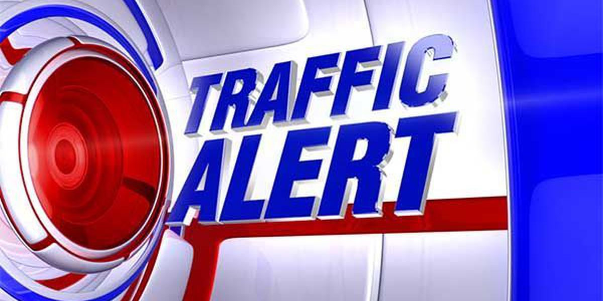 Possible traffic delays on California St. due to repair of natural gas leak