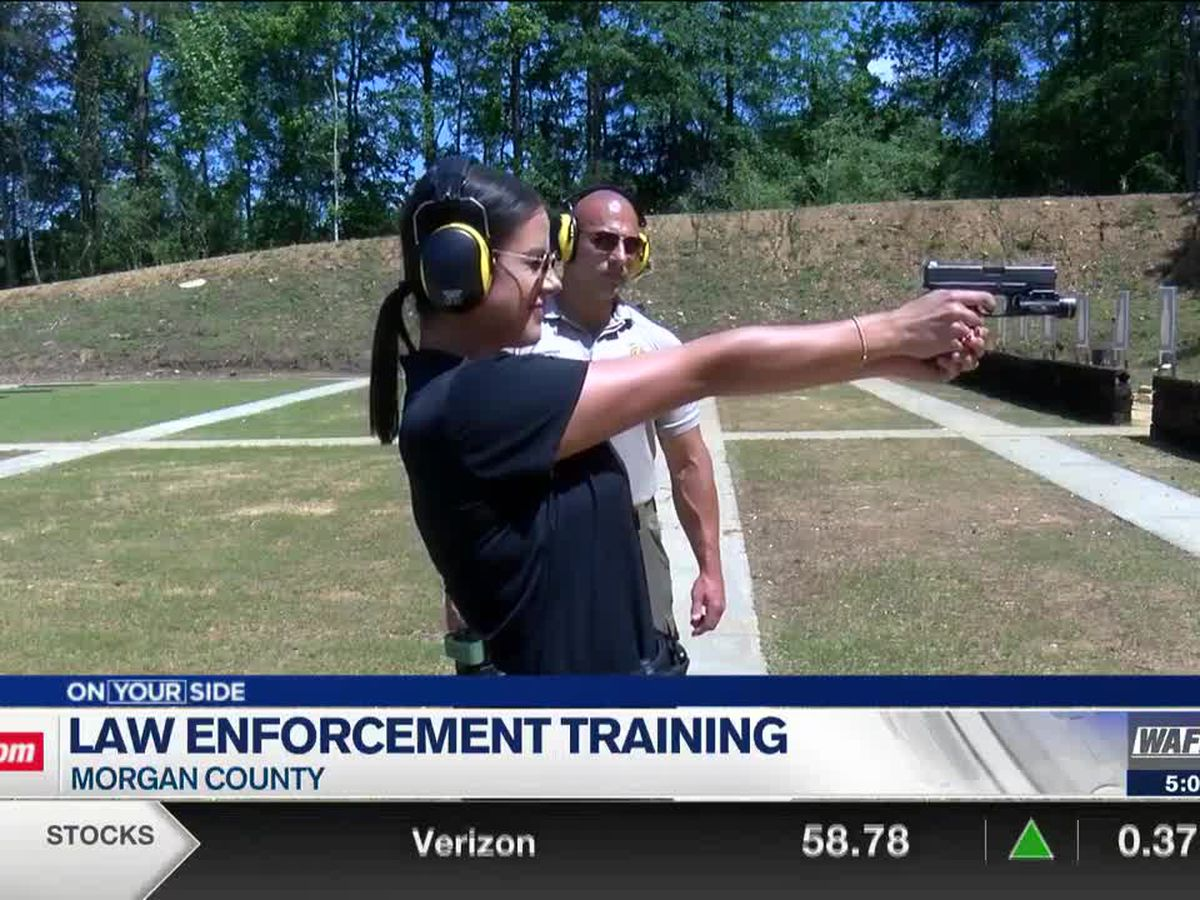 Morgan County Sheriff's Office holds annual firearm qualifications