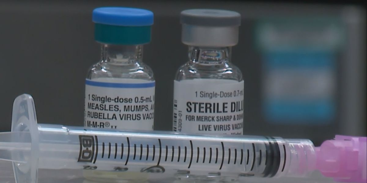 Measles outbreak hits 22 states, surrounding Alabama