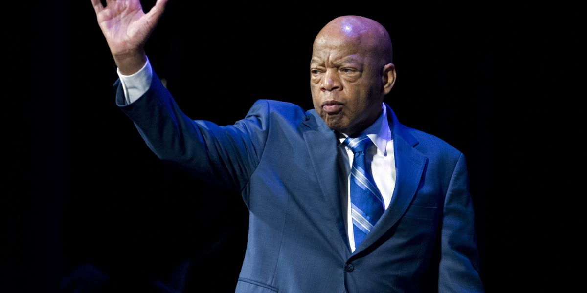John Lewis 'Celebration of Life' includes stops in Troy, Selma and Montgomery