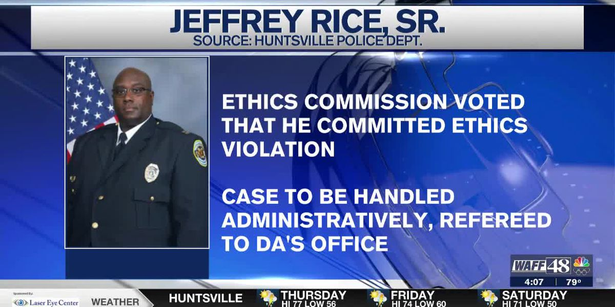 Ethics Commission refers possible charge against HPD Captain to Madison DA