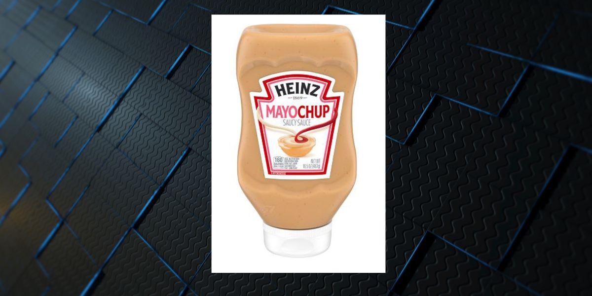 Heinz announces new 'Mayochup'