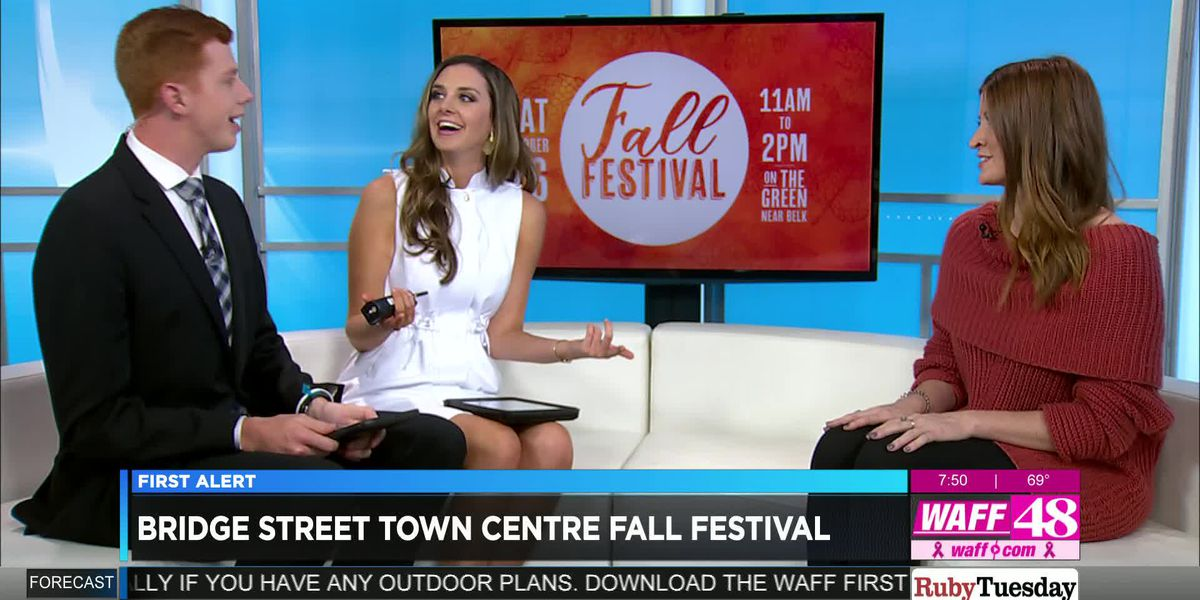 Bridge Street Town Centre hosts first annual fall festival