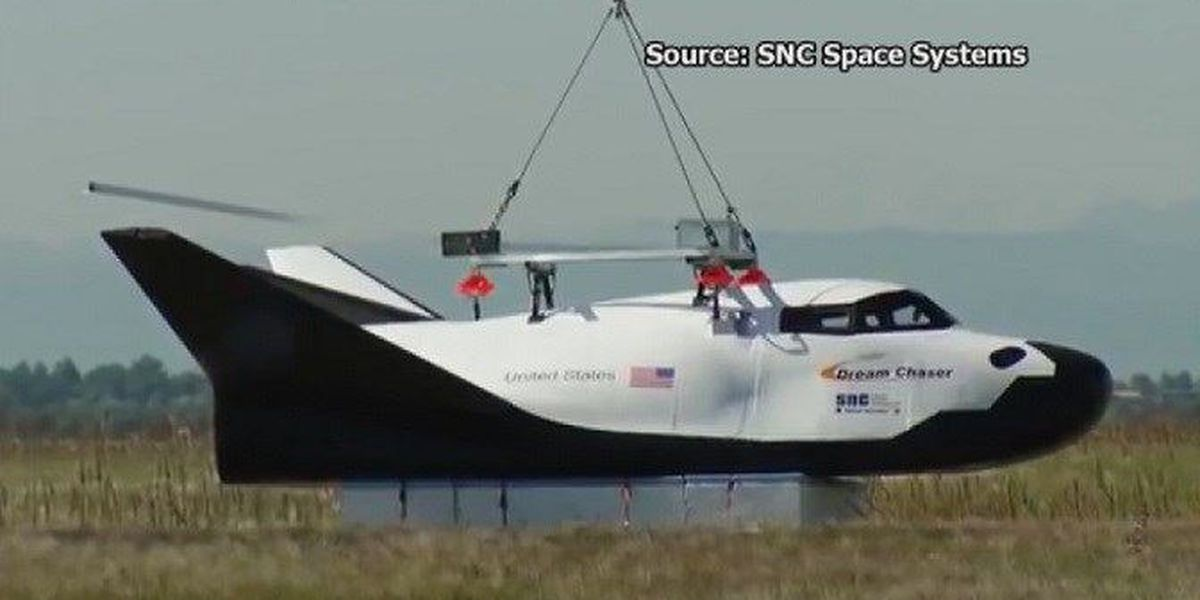 Efforts continue to have mini shuttle land at Huntsville International Airport