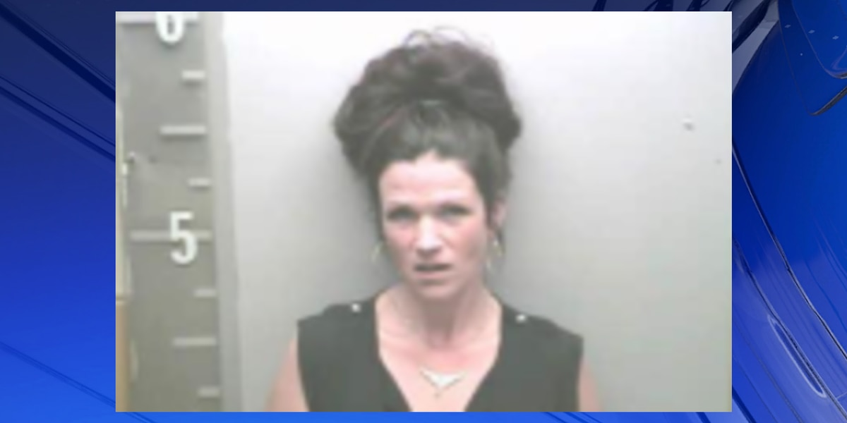 Woman arrested following an early morning high-speed chase in Owens Cross Roads