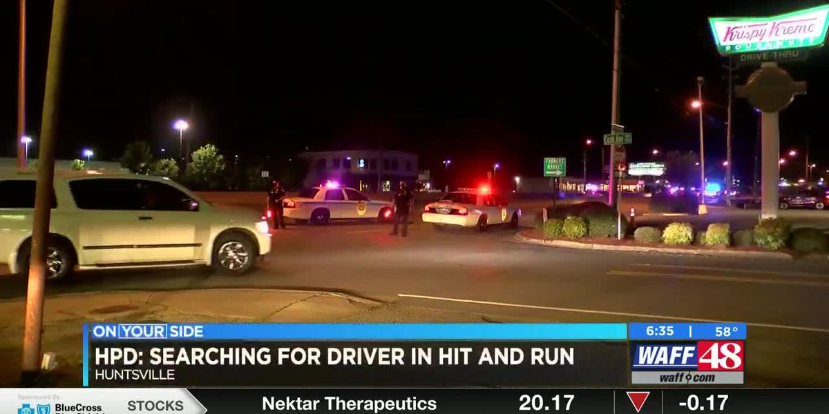 HPD searching for driver in deadly hit and run