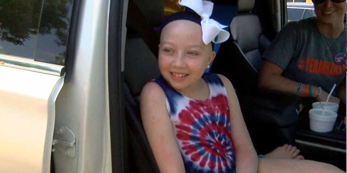 Young but determined Glencoe cancer fighter, Rozlyn Greene, dies