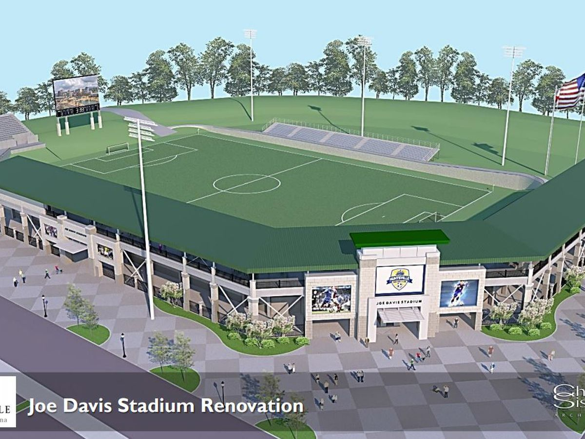 Officials propose revamping Joe Davis Stadium into multiuse facility