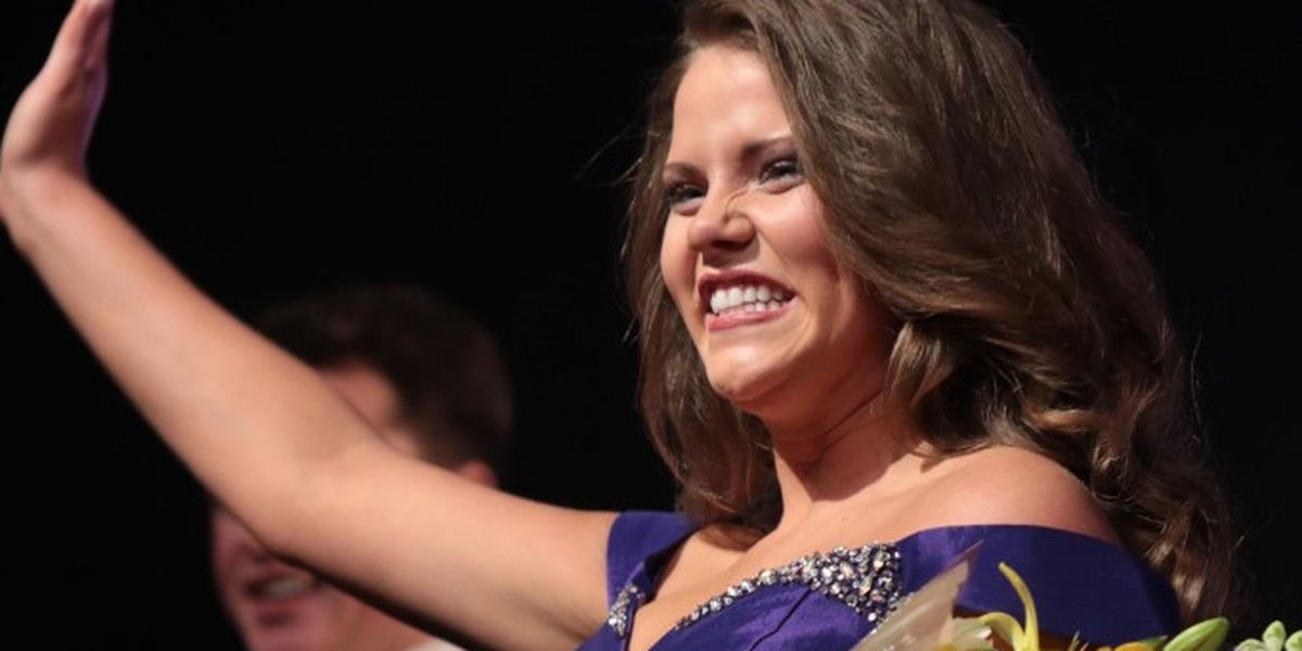 Caitlin McCrary crowned Miss UNA; goes on to compete for title of Miss Alabama