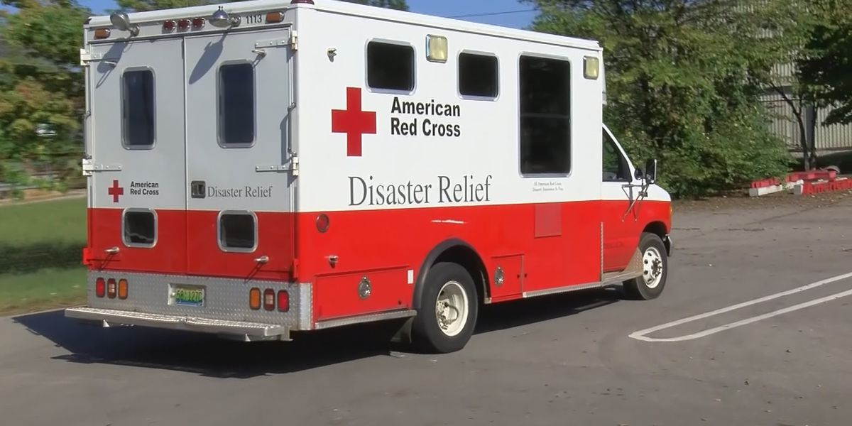 North Alabama Red Cross deploys 30 volunteers to Mobile