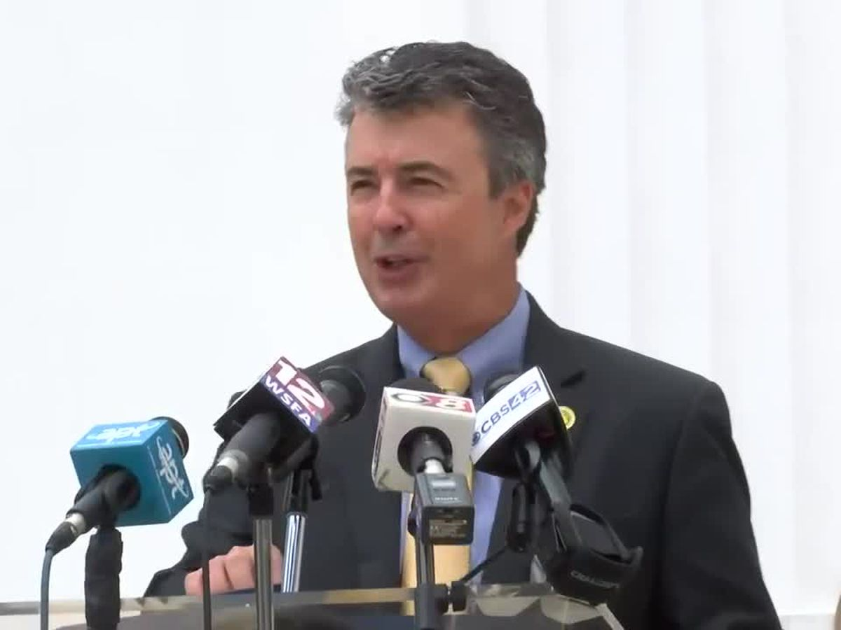 Steve Marshall announces Alabama Attorney General re-election campaign