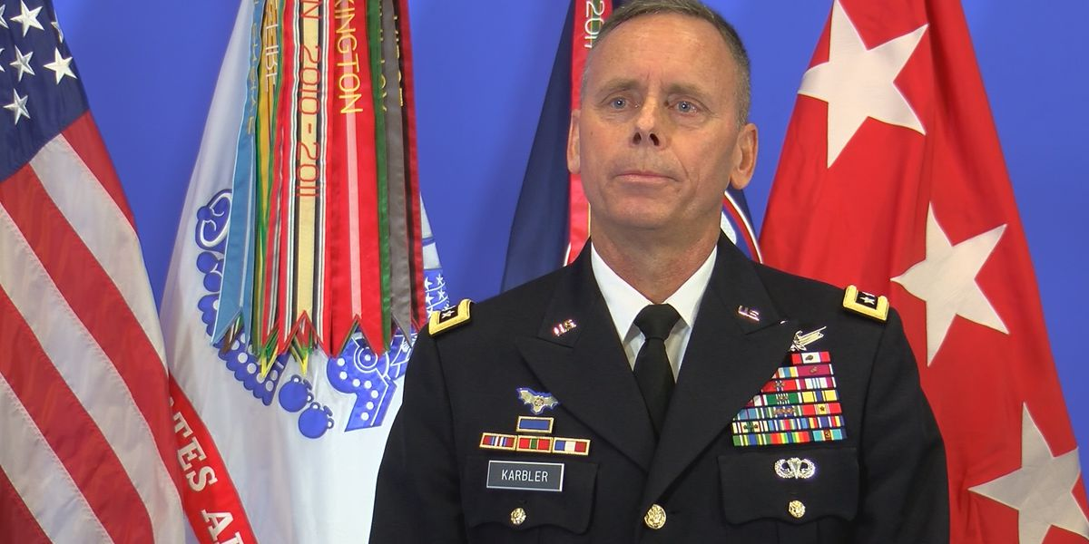 New leader starts at the U.S. Army Space and Missile Defense Command at Redstone