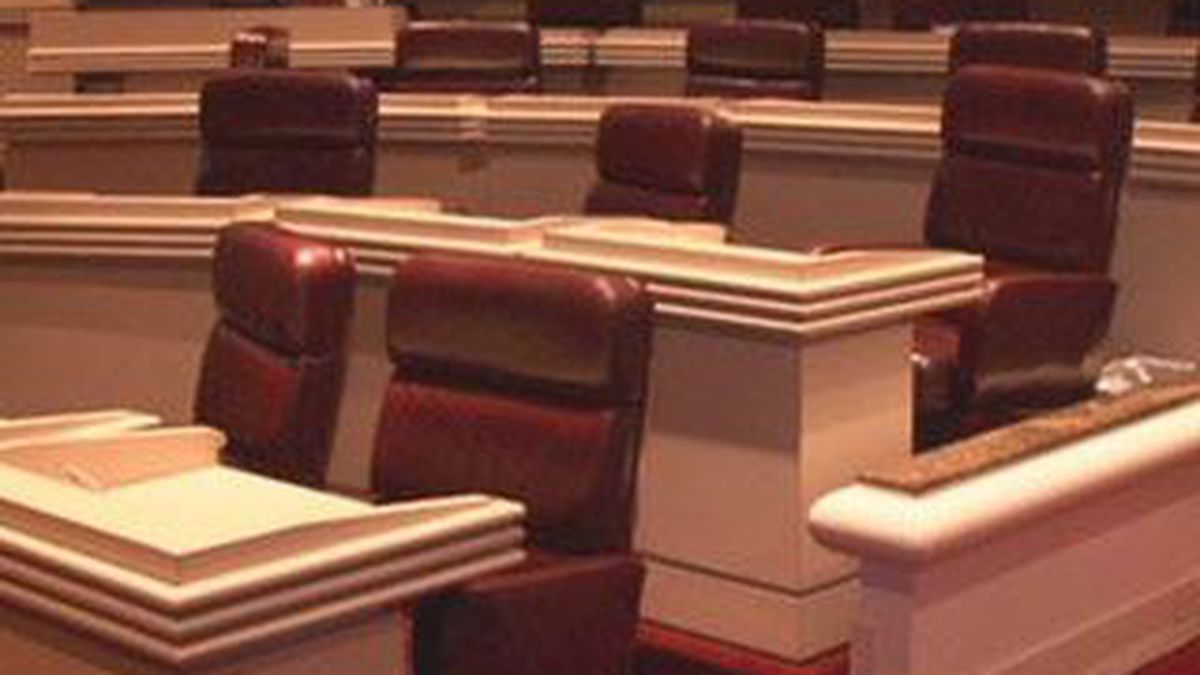 Alabama lawmakers name three main bills for upcoming legislative session