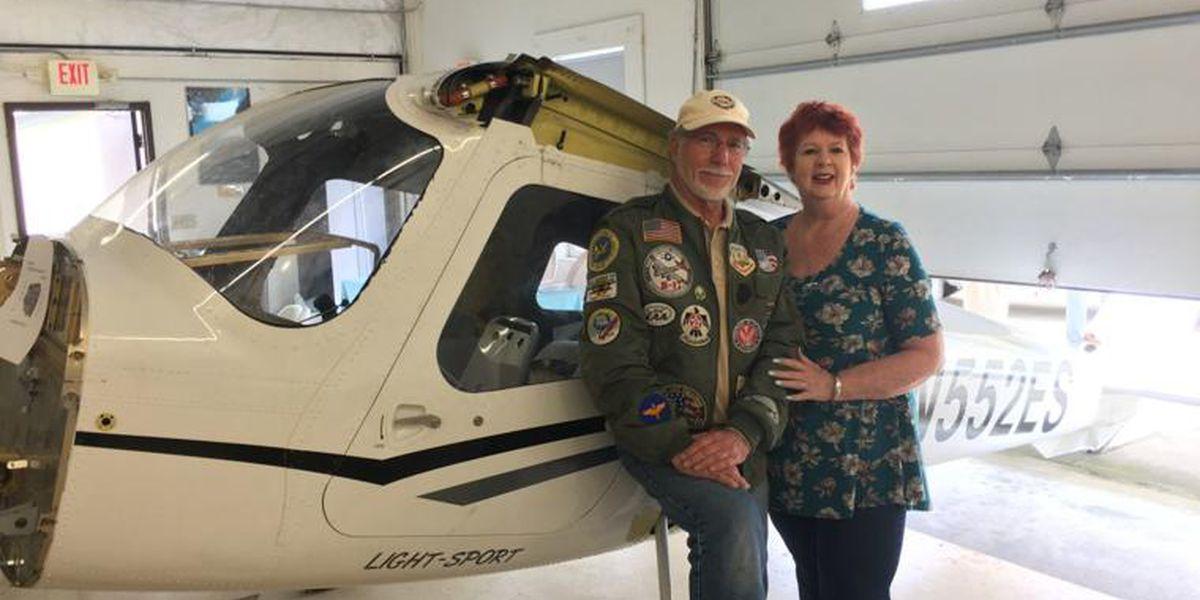 Pilot donates fuselage for Guntersville simulator