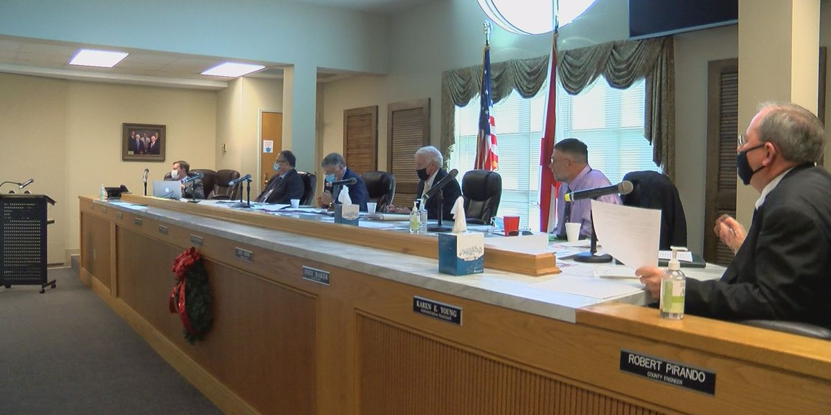 Marshall County Commissioners pass new resolution regarding protests, county property