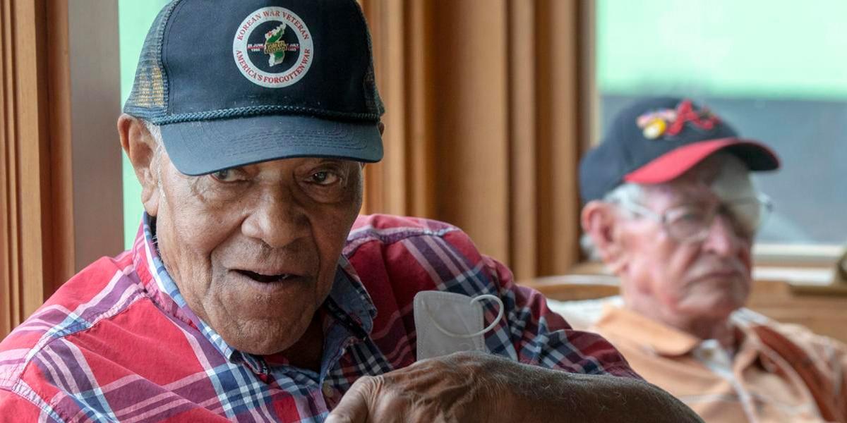 Korean War Veterans don't want to be forgotten