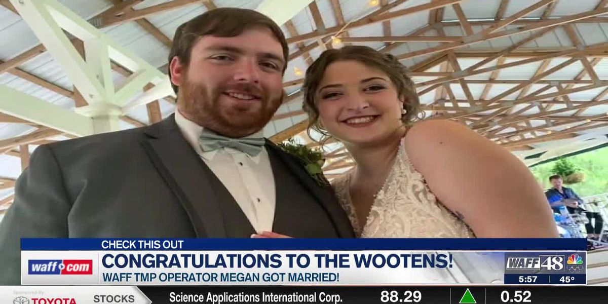 Congratulations to WAFF 48's TMP Operator Mrs. Megan Wooten!