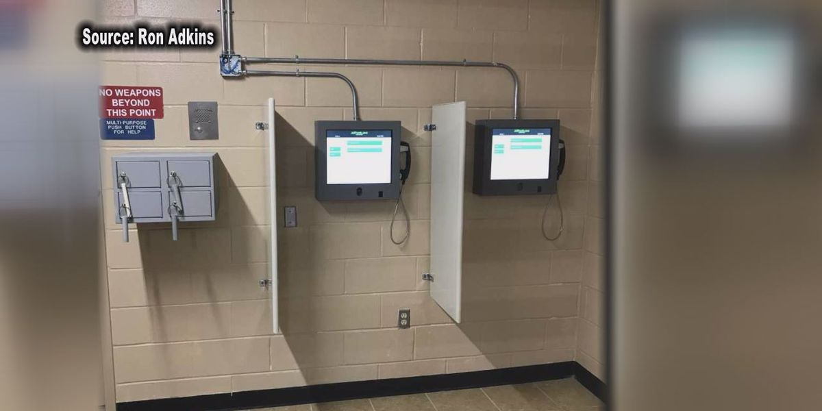 Video visitation now available for Blount County inmates