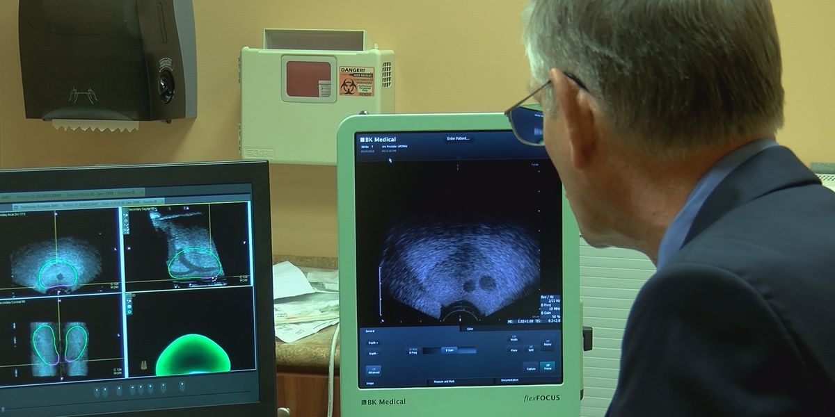 New technology in Huntsville making it easier to diagnose prostate cancer