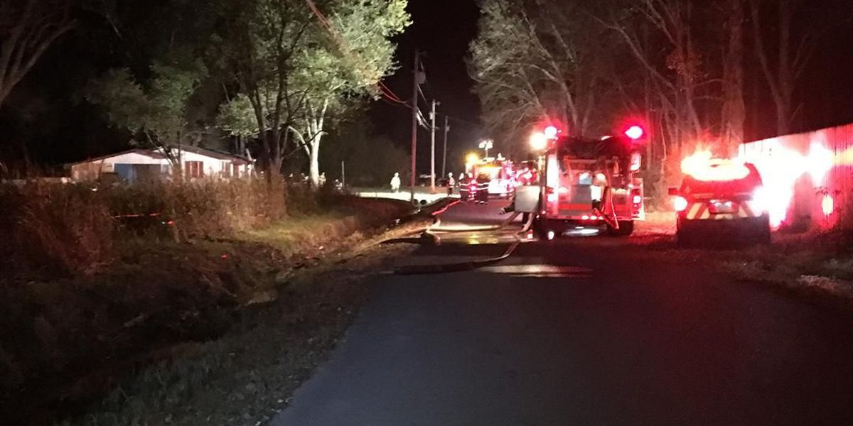 Family displaced after house fire in Madison