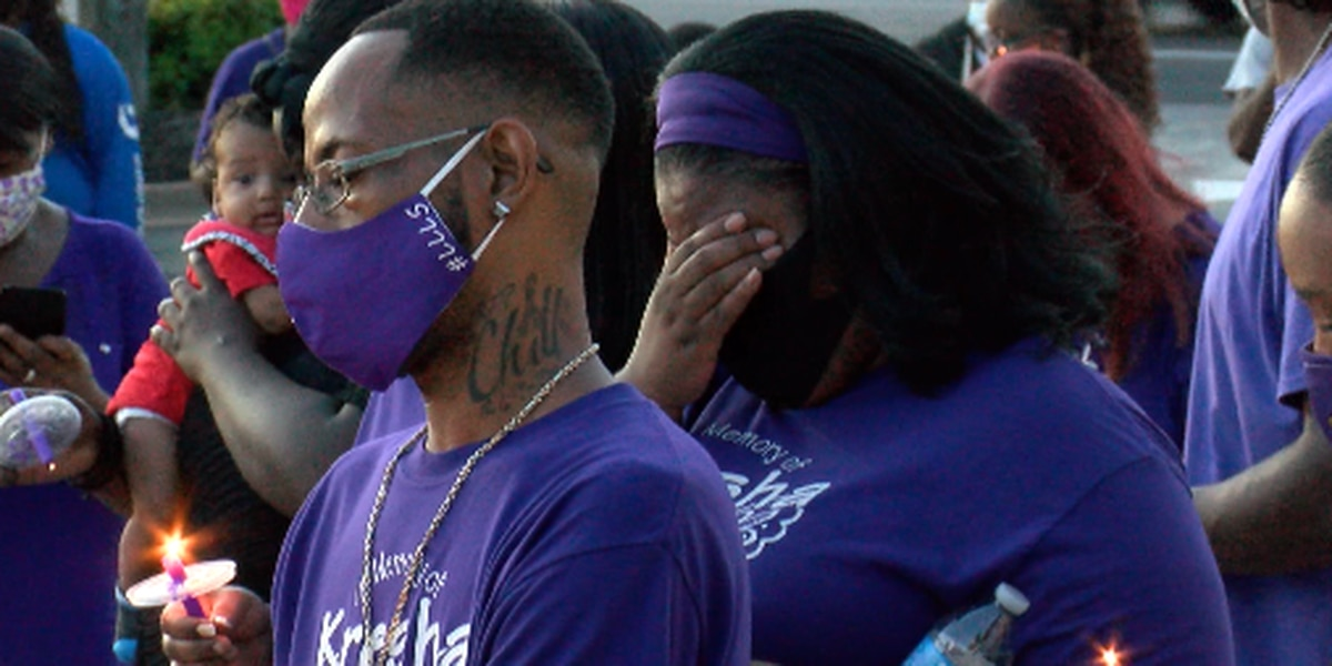 Candlelight vigil held in Ardmore one year after woman's murder