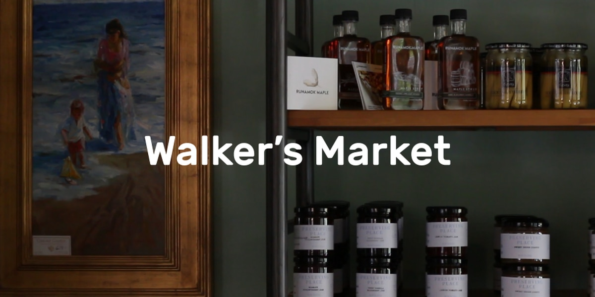 Walker's Market offers small batch products in Five Points