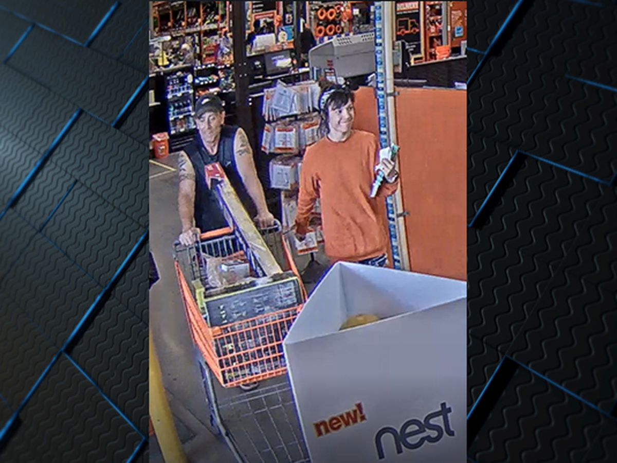 Crime Stoppers: Fraudulent credit card used at Huntsville Home Depot