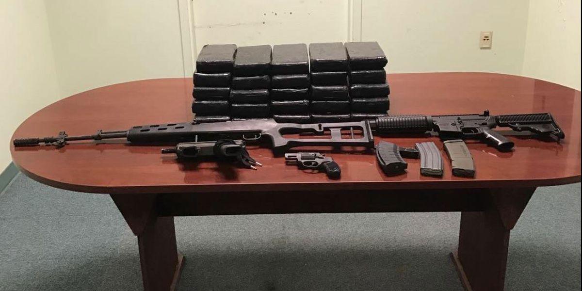 $800,000 worth of cocaine seized in south Alabama raid