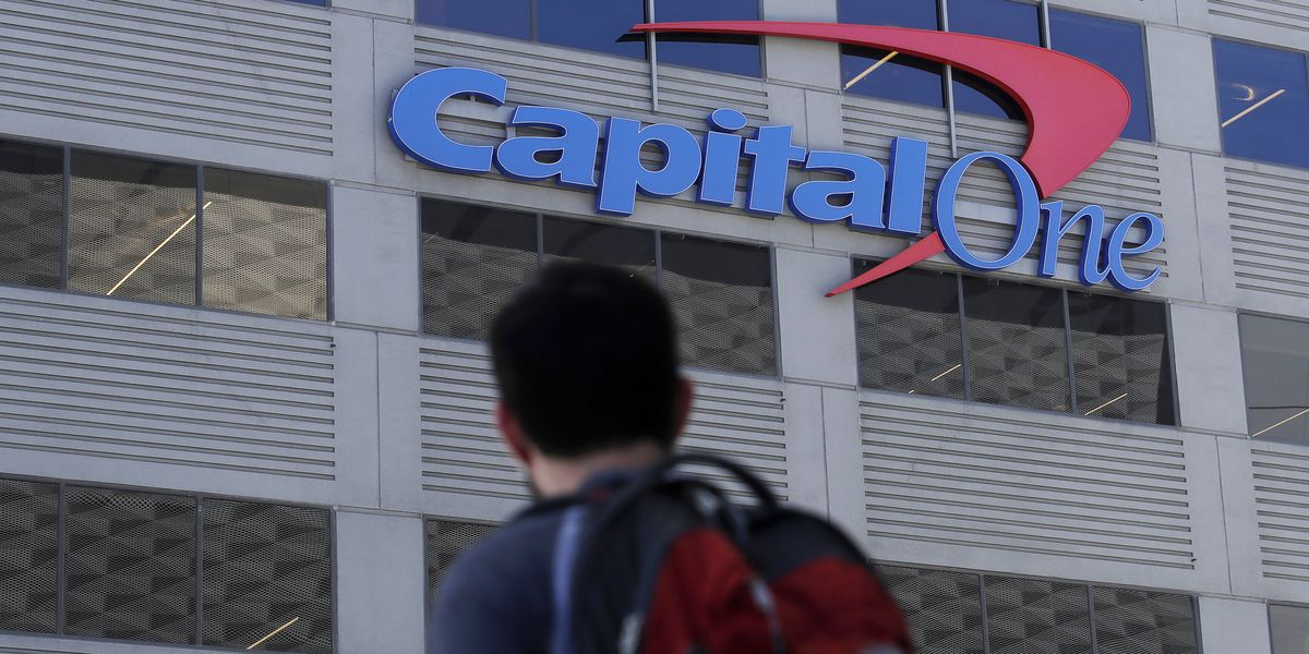 Capital One says outage has been resolved