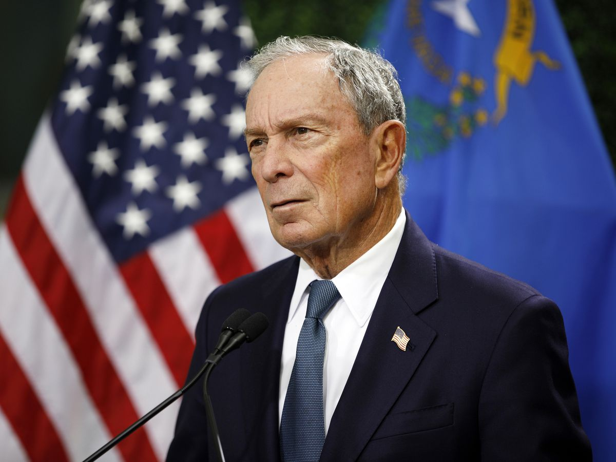 Bloomberg apologizes for his 'stop and frisk' police practice