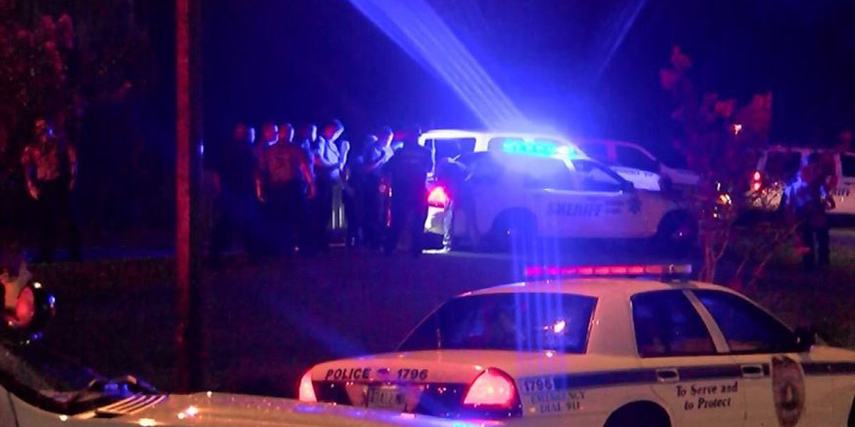 WATCH WAFF: 3 men arrested after brief foot chase; Man seriously injured after being struck by train