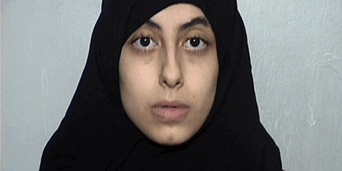 Former Alabama woman pleads guilty to supporting al Qaeda