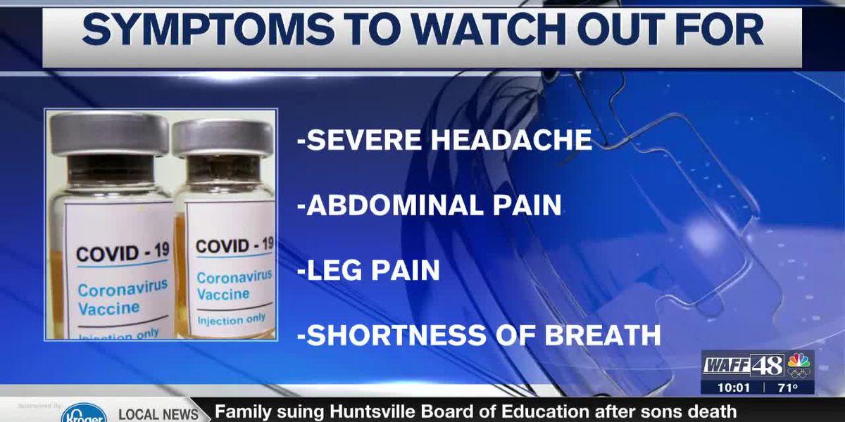Huntsville woman who got J&J vaccine responds to sudden pause on distribution