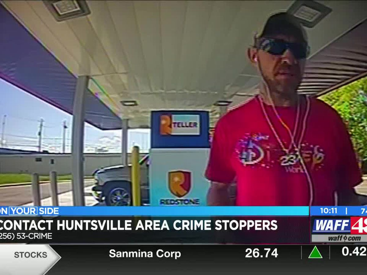 Crime Stoppers: Stolen identity, credit cards following a nap in the car