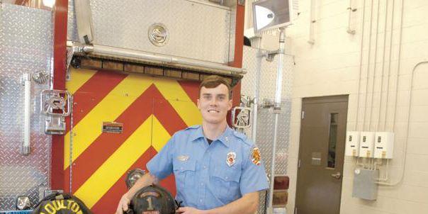 Moulton firefighter passes elite training course