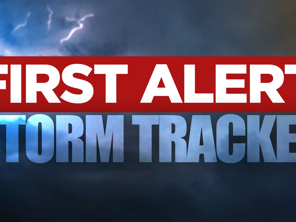 WAFF 48 First Alert Storm Tracker