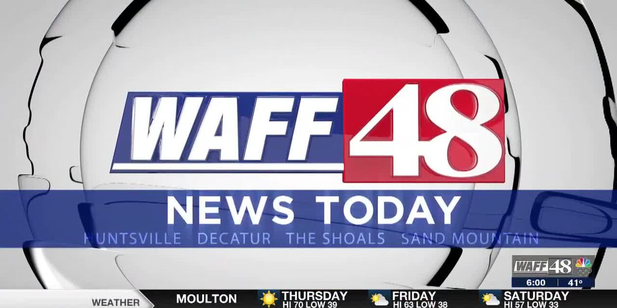 WAFF 48 News Today