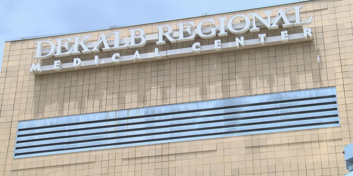 DeKalb Regional Medical Center see increases in patients with COVID-19