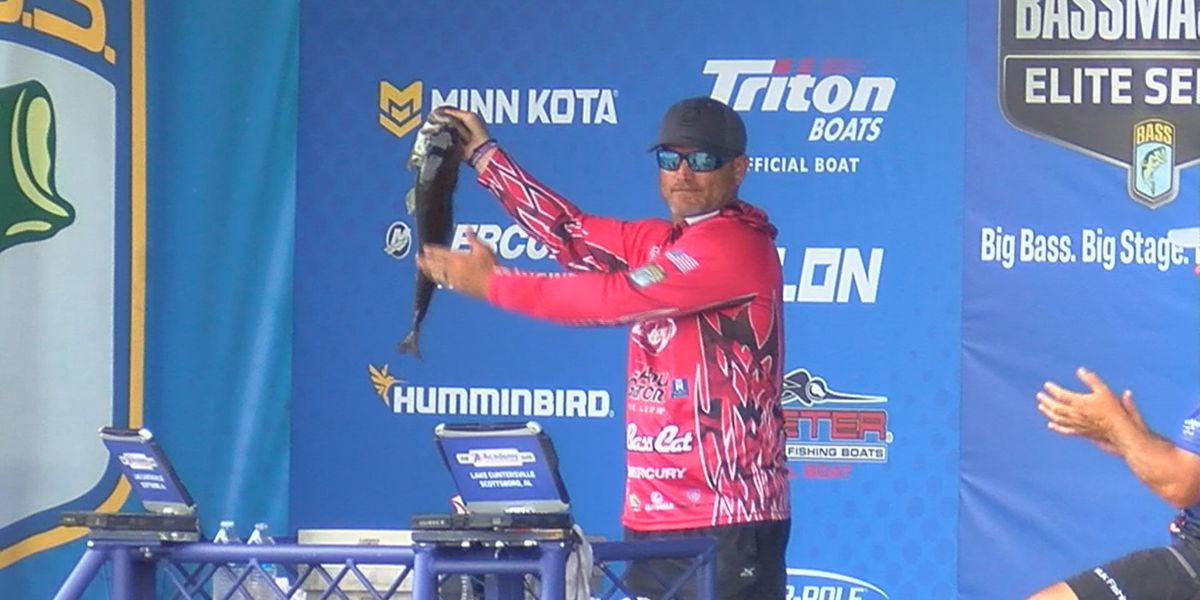Bassmaster tournament brings in anglers, revenue
