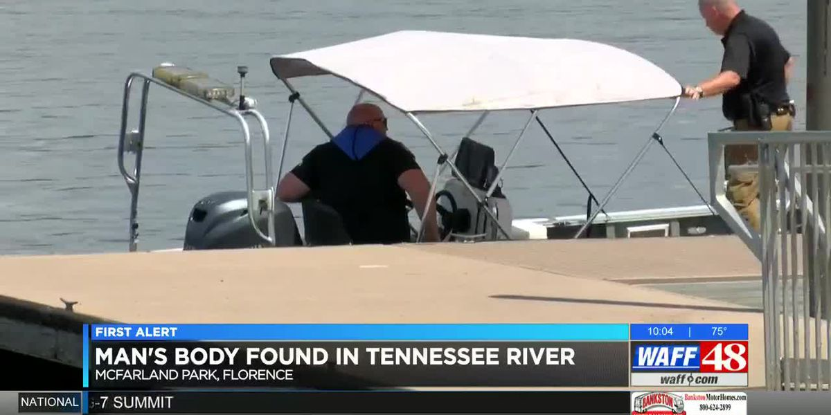 Deceased man found in Tennessee River in Florence
