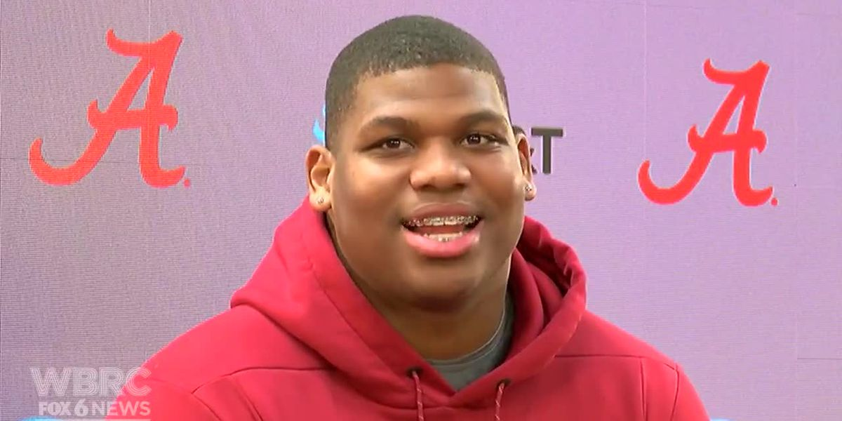 VIDEO: Alabama's Quinnen Williams talks facing Clemson