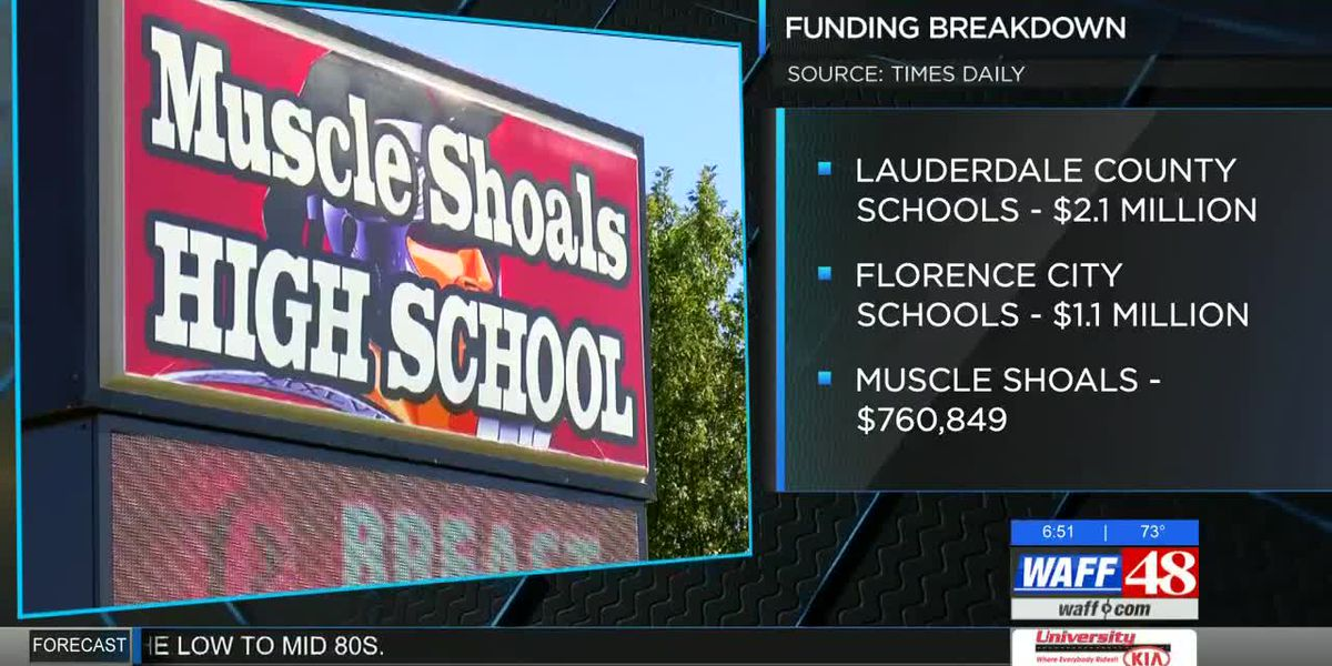 Area school officials say Education Trust Fund appropriations a nice surprise