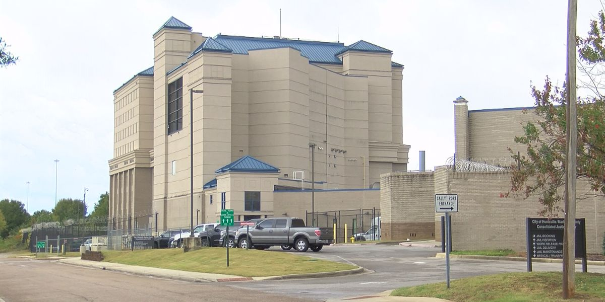 Madison County jail Inmate dead from apparent suicide