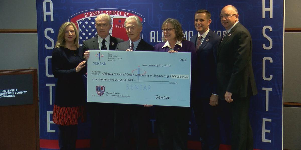New partnerships helping fund Huntsville cyber school